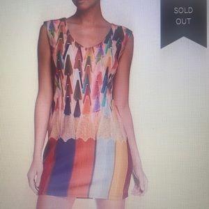 Colored Pencil Dress